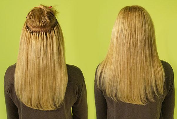 Haarverlängerung Haarverdichtung Nürnberg